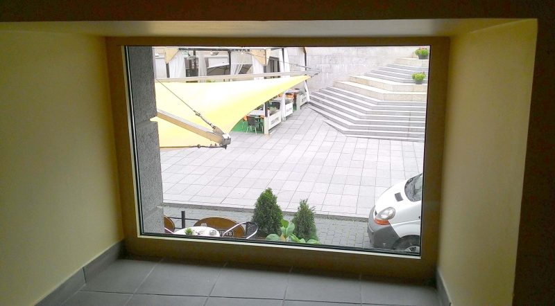 aliuminis langai apdaila 532