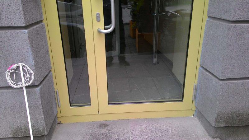 lauko durys apdaila 26
