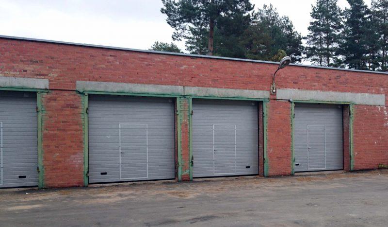 pramoniniai vartai 0936