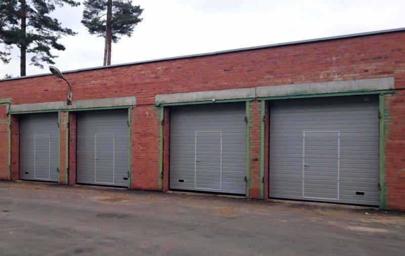 pramoniniai vartai 0938