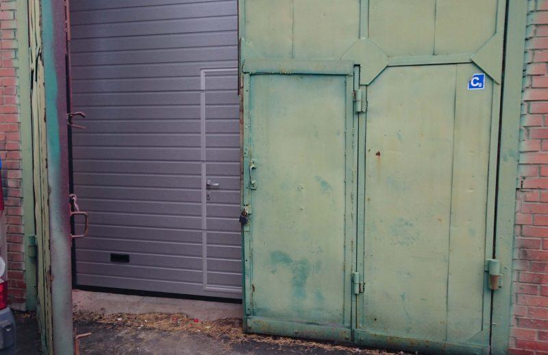 pramoniniai vartai 0940