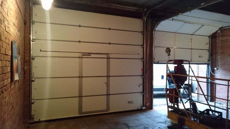 pramoniniai vartai 0941